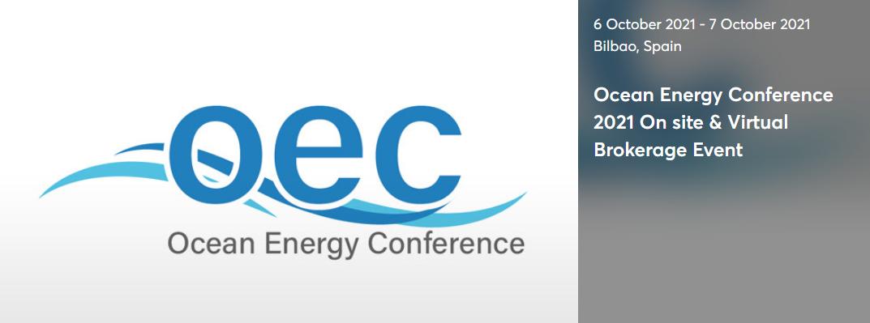 Ocean Energy Conference 2021: la cita para profesionales del sector de las energías marinas