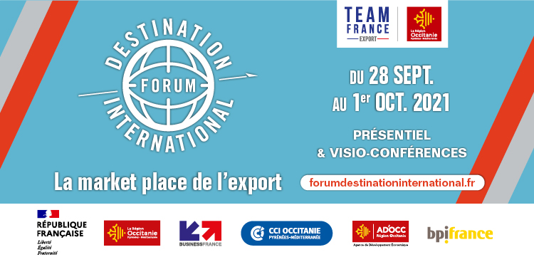 Forum Destination International 2021