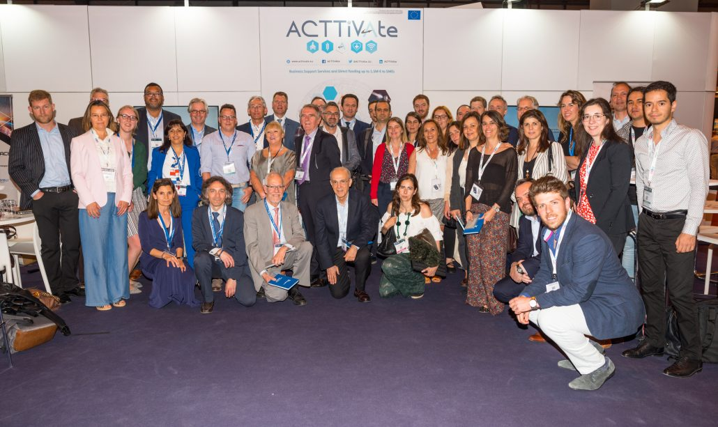 ACTTiVAte, a reference in fostering cross-sectoral tech transfer